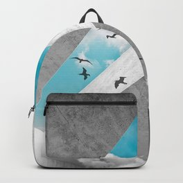 Concrete Landscape Backpack