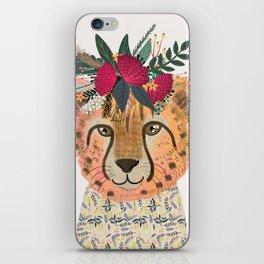 Cheetah iPhone Skin