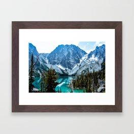 The Enchantments Framed Art Print