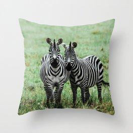 Serengeti XXIV Throw Pillow