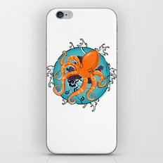 Hexapus Ink 2 iPhone & iPod Skin