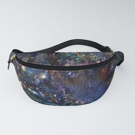 Ancient Bedrock on Mars Fanny Pack