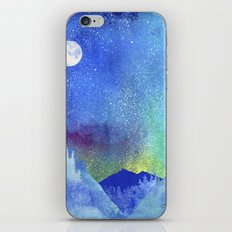 Northern Lights iPhone & iPod Skin