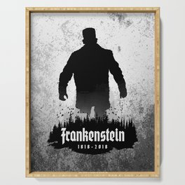 Frankenstein 1818-2018 - 200th Anniversary Serving Tray