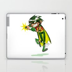 Robin, the Boy Wonder Sketch Laptop & iPad Skin