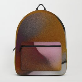 Left Side Volcanic Ink Backpack