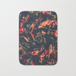 Ephemeral Bath Mat