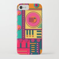 sunrise iPhone & iPod Cases featuring Sunrise by Shelly Bremmer