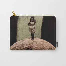 Safe Spaces - Taking Refuge in the Matrix of Love, Peace, and Dreams Carry-All Pouch