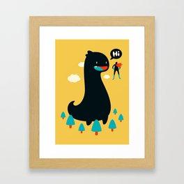 Safe from Harm Framed Art Print