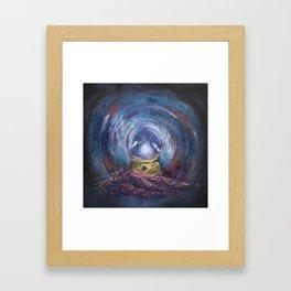 Mysfortune Framed Art Print