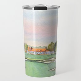 Bethpage State Park Golf Course Travel Mug