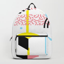 Memphis Style Backpack