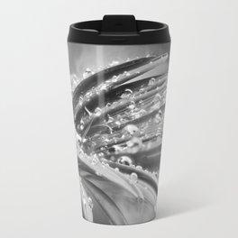 Damp Gerbera 1 Travel Mug