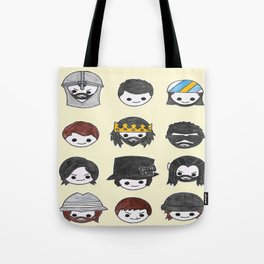 Some More Plushie Richies Tote Bag