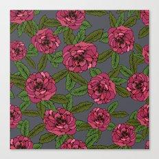 Rosey Canvas Print