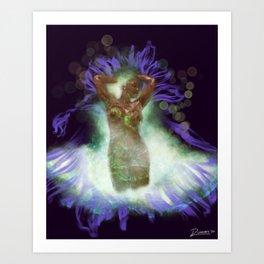 IndependenceSea Art Print