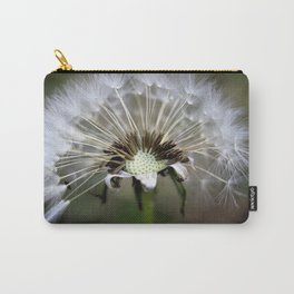 Dandelion Weed Seed Carry-All Pouch