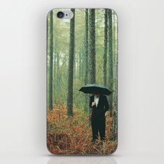 Trees In Suits iPhone & iPod Skin