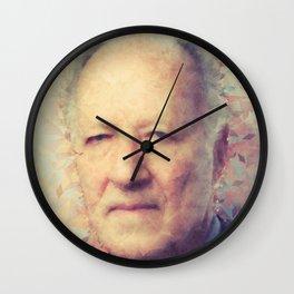 Werner Herzog Wall Clock