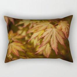 Autumn Acer Rectangular Pillow