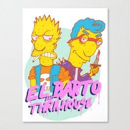 Ay Carumba! Canvas Print
