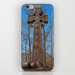 Irish Brigade Monument iPhone Skin