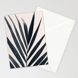 Gray Palm #3 Stationery Cards