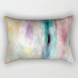 White Ocean Rectangular Pillow