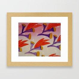 Paradise Series I Framed Art Print