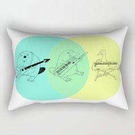 Math Rectangular Pillow