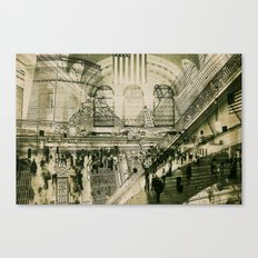 Grand Central Terminal, NYC Canvas Print