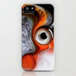 Chasing Fame iPhone Case