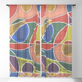 Abstract #322 Gyroscopic Sheer Curtain