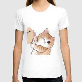 want to kiss T-shirt