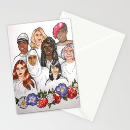 Empowered Women Stationery Cards