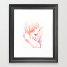 Shola Framed Art Print