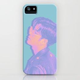 Jia Er - Vertical iPhone Case