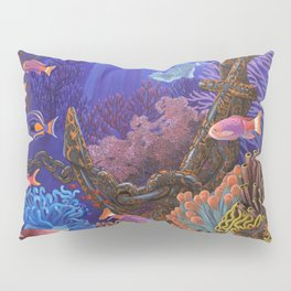 Coral Reef Pillow Sham