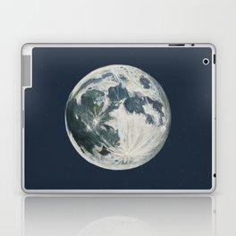 Moon Portrait 3 Laptop & iPad Skin