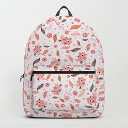 Ditsy Daisies Bouquet Backpack