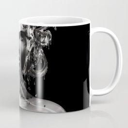 Silver Medusa Coffee Mug
