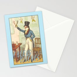 Cheers Bitches Stationery Cards