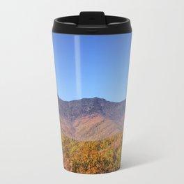 Autumn in the Blue Ridge Mountains Travel Mug