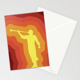 Angel Moroni - Sunrise Stationery Cards