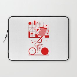 Bicycle I. Laptop Sleeve