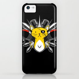Diabolicat iPhone Case