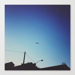 Shadowplane Canvas Print