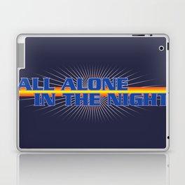 All Alone In The Night Laptop & iPad Skin