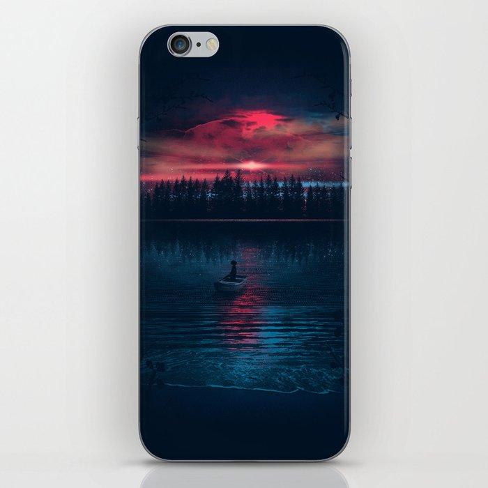 The World Beneath iPhone Skin
